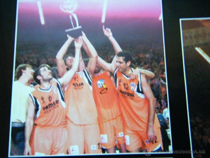 Coleccionismo deportivo: POSTER DEL PAMESA CAMPEÓN FINAL 2003 - Foto 3 - 41322175