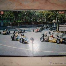 Coleccionismo deportivo: POSTER COCHE CARRERAS FORMULA 1 REVISTA AUTOPISTA AÑOS 70 . Lote 44912507