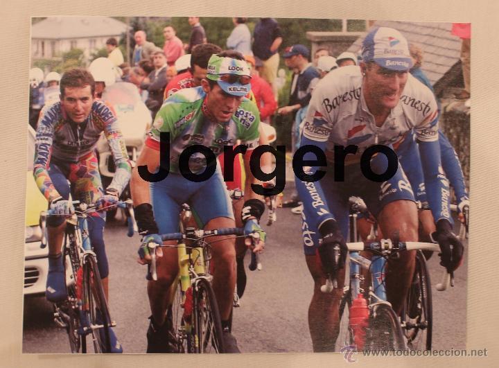 JOSE MARÍA JIMÉNEZ 'CHAVA', ROBERTO HERAS, MANUEL BELTRÁN. RECORTE (Coleccionismo Deportivo - Carteles otros Deportes)