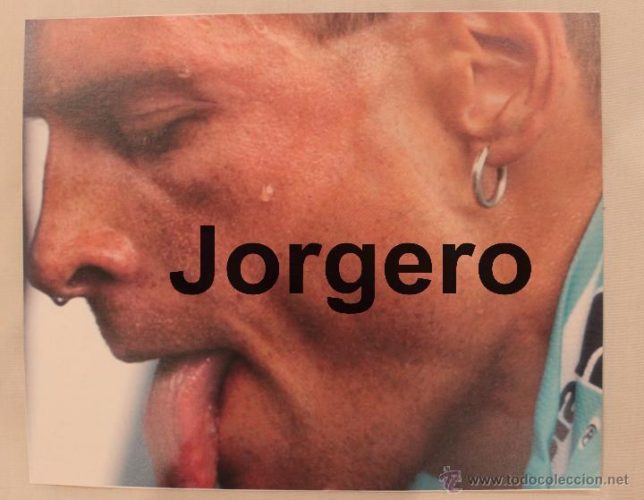 JAN ULLRICH 2003 BIANCHI. RECORTE (Coleccionismo Deportivo - Carteles otros Deportes)
