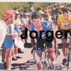 Coleccionismo deportivo: ARMSTRONG, HERAS, ULLRICH. TOUR 2001. RECORTE. Lote 50223456