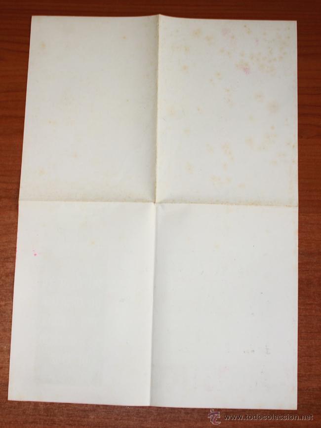 Coleccionismo deportivo: XVIII CAMPEONATO DE CATALUÑA DE PATINAJE ARTISTICO. PISTAS DE LA U.D. COMA-ROS. SALT-GERONA 1962. - Foto 2 - 50436919