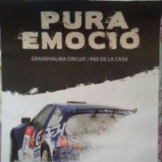 Coleccionismo deportivo: LAMINA NUEVA 42X60 DE LAS GSERIES SOBRE HIELO. Lote 53736042