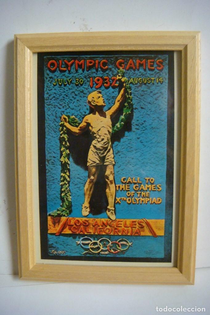 cuadro marco en madera con su cristalina,cartel - Comprar en ...