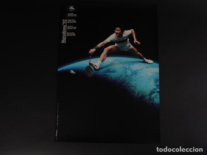 Coleccionismo deportivo: OLIMPIADAS DE BARCELONA '92, COLECCIÓN DE CARTELES OFICIALES, 26 DISCIPLINAS DEPORTIVAS DISTINTAS - Foto 2 - 71814583