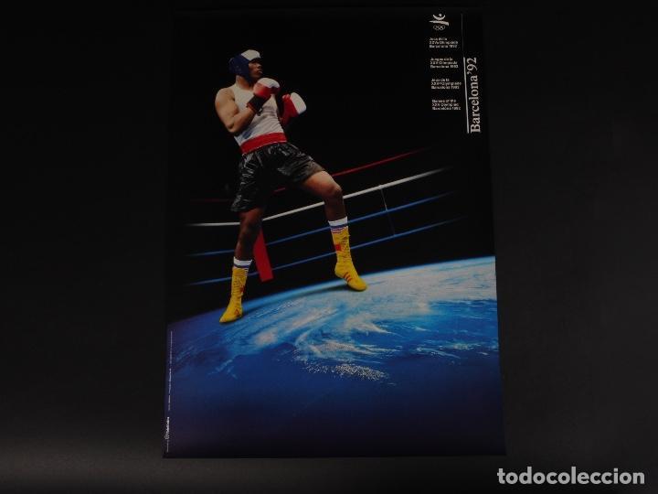 Coleccionismo deportivo: OLIMPIADAS DE BARCELONA '92, COLECCIÓN DE CARTELES OFICIALES, 26 DISCIPLINAS DEPORTIVAS DISTINTAS - Foto 5 - 71814583