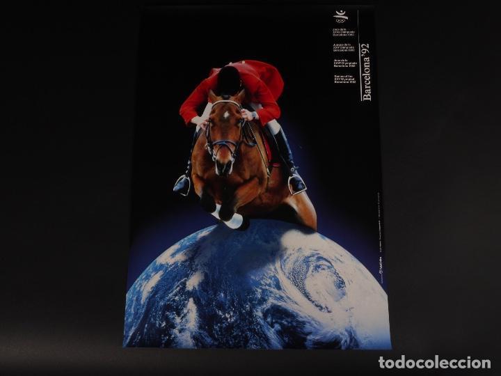 Coleccionismo deportivo: OLIMPIADAS DE BARCELONA '92, COLECCIÓN DE CARTELES OFICIALES, 26 DISCIPLINAS DEPORTIVAS DISTINTAS - Foto 7 - 71814583