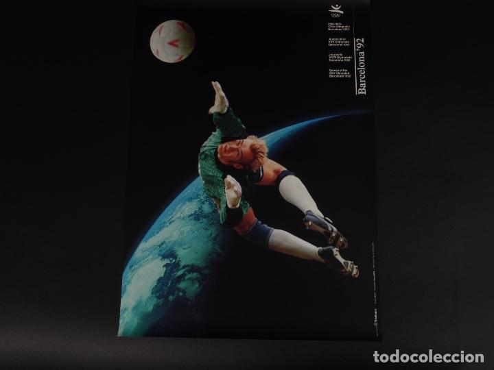 Coleccionismo deportivo: OLIMPIADAS DE BARCELONA '92, COLECCIÓN DE CARTELES OFICIALES, 26 DISCIPLINAS DEPORTIVAS DISTINTAS - Foto 9 - 71814583