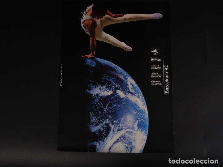 Coleccionismo deportivo: OLIMPIADAS DE BARCELONA '92, COLECCIÓN DE CARTELES OFICIALES, 26 DISCIPLINAS DEPORTIVAS DISTINTAS - Foto 10 - 71814583