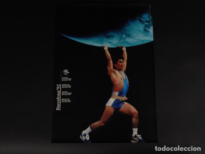 Coleccionismo deportivo: OLIMPIADAS DE BARCELONA '92, COLECCIÓN DE CARTELES OFICIALES, 26 DISCIPLINAS DEPORTIVAS DISTINTAS - Foto 11 - 71814583