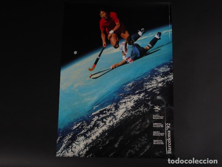 Coleccionismo deportivo: OLIMPIADAS DE BARCELONA '92, COLECCIÓN DE CARTELES OFICIALES, 26 DISCIPLINAS DEPORTIVAS DISTINTAS - Foto 12 - 71814583
