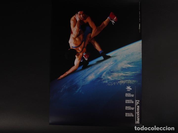 Coleccionismo deportivo: OLIMPIADAS DE BARCELONA '92, COLECCIÓN DE CARTELES OFICIALES, 26 DISCIPLINAS DEPORTIVAS DISTINTAS - Foto 14 - 71814583