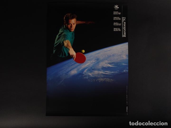 Coleccionismo deportivo: OLIMPIADAS DE BARCELONA '92, COLECCIÓN DE CARTELES OFICIALES, 26 DISCIPLINAS DEPORTIVAS DISTINTAS - Foto 18 - 71814583
