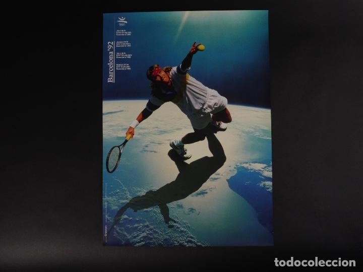 Coleccionismo deportivo: OLIMPIADAS DE BARCELONA '92, COLECCIÓN DE CARTELES OFICIALES, 26 DISCIPLINAS DEPORTIVAS DISTINTAS - Foto 19 - 71814583