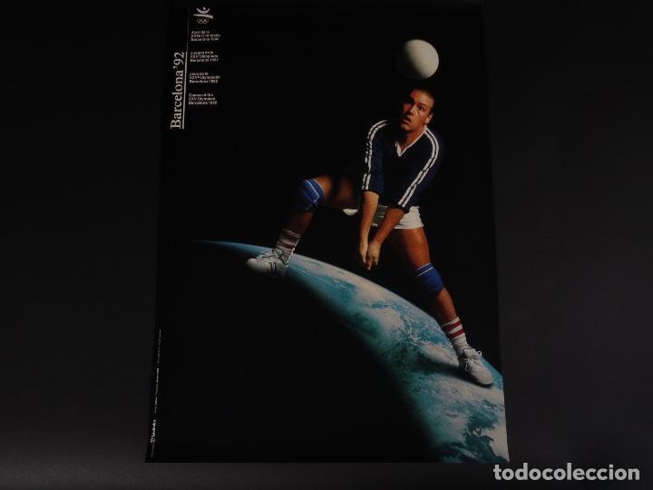 Coleccionismo deportivo: OLIMPIADAS DE BARCELONA '92, COLECCIÓN DE CARTELES OFICIALES, 26 DISCIPLINAS DEPORTIVAS DISTINTAS - Foto 23 - 71814583