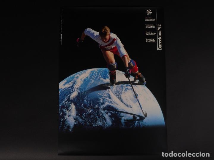 Coleccionismo deportivo: OLIMPIADAS DE BARCELONA '92, COLECCIÓN DE CARTELES OFICIALES, 26 DISCIPLINAS DEPORTIVAS DISTINTAS - Foto 26 - 71814583