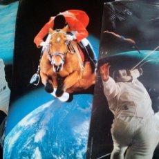 Coleccionismo deportivo: 26 CARTELES OFICIALES DE JUEGOS OLÍMPICOS BARCELONA 92 , OLIMPIADAS, NASA. Lote 80306577