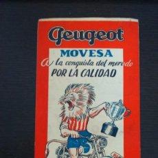 Coleccionismo deportivo: VUELTA CICLISTA A ESPAÑA 1956 DESPLEGABLE MAPA RECORRIDO LEON ATHLETIC BILBAO CAMPEON COPA. Lote 81646228