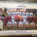 Coleccionismo deportivo: POSTER DEL MITICO BM CIUDAD REAL - BALONMANO - TEMPORADA 2002-2003. Lote 85246680