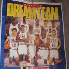 Coleccionismo deportivo: POSTER BASKET DREAM TEAM. Lote 89661255