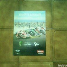 Coleccionismo deportivo: PÓSTER DE MOTOS.. Lote 95732720