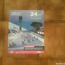Coleccionismo deportivo: PÓSTER DE MOTOS.. Lote 95732848