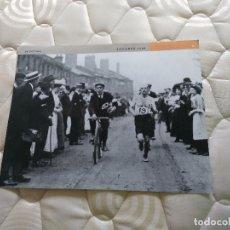 Coleccionismo deportivo: PÓSTER LA VANGUARDIA - FOTOS OLÍMPICAS: LA HISTORIA LONDRES 1908, JUEGOS OLÍMPICOS BARCELONA '92. Lote 102444443