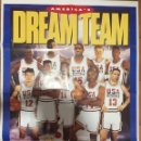 Coleccionismo deportivo: PÓSTER ENORME. DREAM TEAM BARCELONA 92,MICHAEL JORDAN, STOCKTON,MAGIC.... Lote 102704302