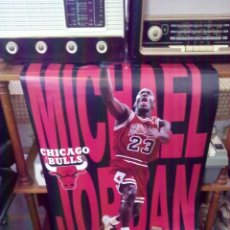 Coleccionismo deportivo: POSTER MICHAEL JORDAN CHICAGO BULLS 1997. Lote 103348727