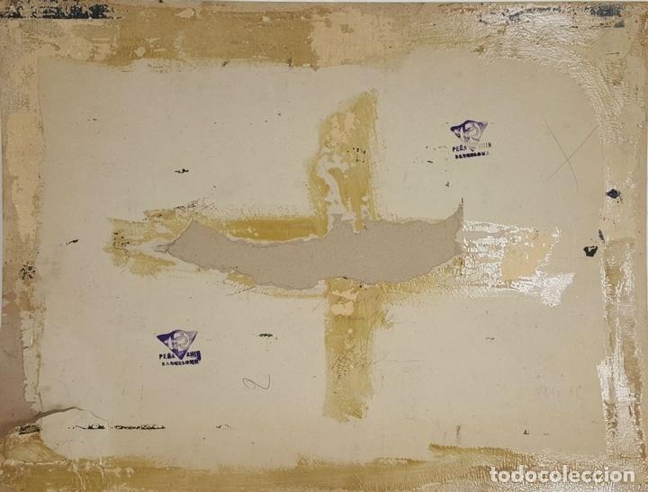 Coleccionismo deportivo: CARTEL ORIGINAL AUTODRÓMO NACIONAL. SÍTGES. BARCELONA. JOSÉ SEGRELLES. 1923. - Foto 9 - 104859207