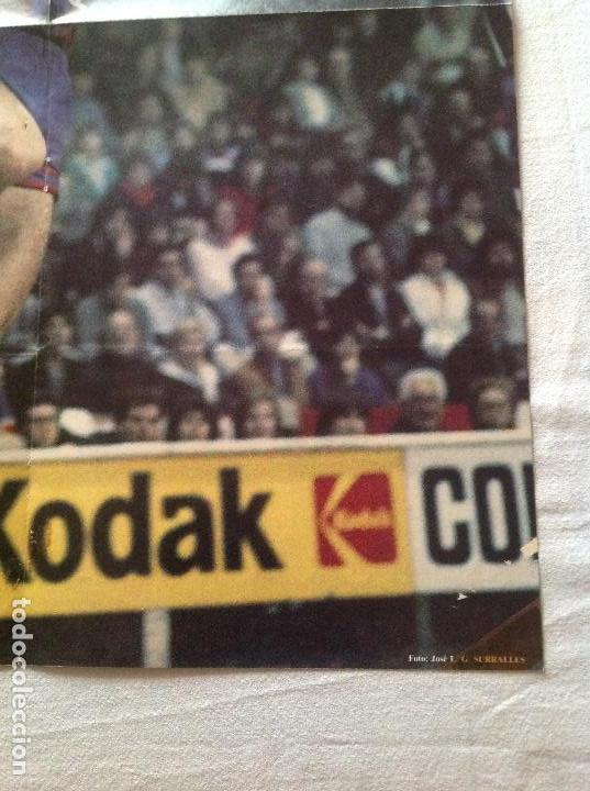 Coleccionismo deportivo: POSTER EPI, BARCELONA BALONCESTO - Foto 3 - 106954455