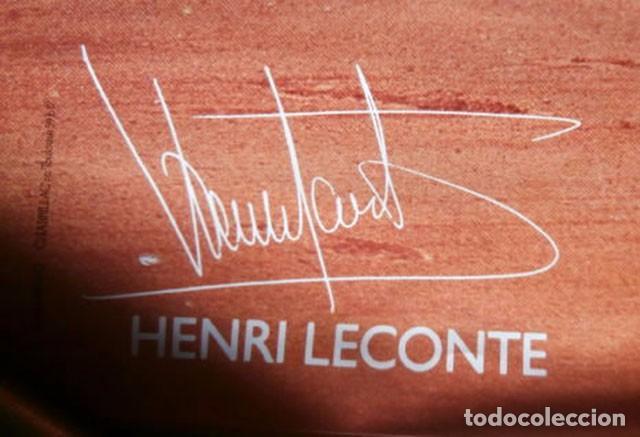 Coleccionismo deportivo: Cartel De Henri Leconte Publicidad De Lacoste - Foto 4 - 108028719