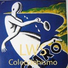 Coleccionismo deportivo: S'AGARÓ COSTA BRAVA FLORES FIESTAS SPORTS CLIMA DELICIOSO PUBLICIDAD IMÁGENES DEPORTES TURISMO S-5. Lote 210679420