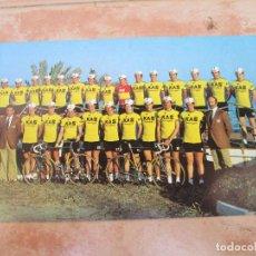 Coleccionismo deportivo: CARTEL G.S. KAS-CAMPAGNOLO 1979. 18 X 28,5. Lote 112349979