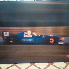 Coleccionismo deportivo: CUADRO DE F1 RED BULL PERTRONAS. Lote 117742032