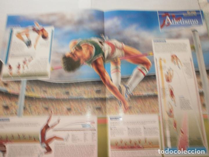 Coleccionismo deportivo: 19 láminas Olimpiadas Barcelona 1992 El País - Foto 3 - 120027343
