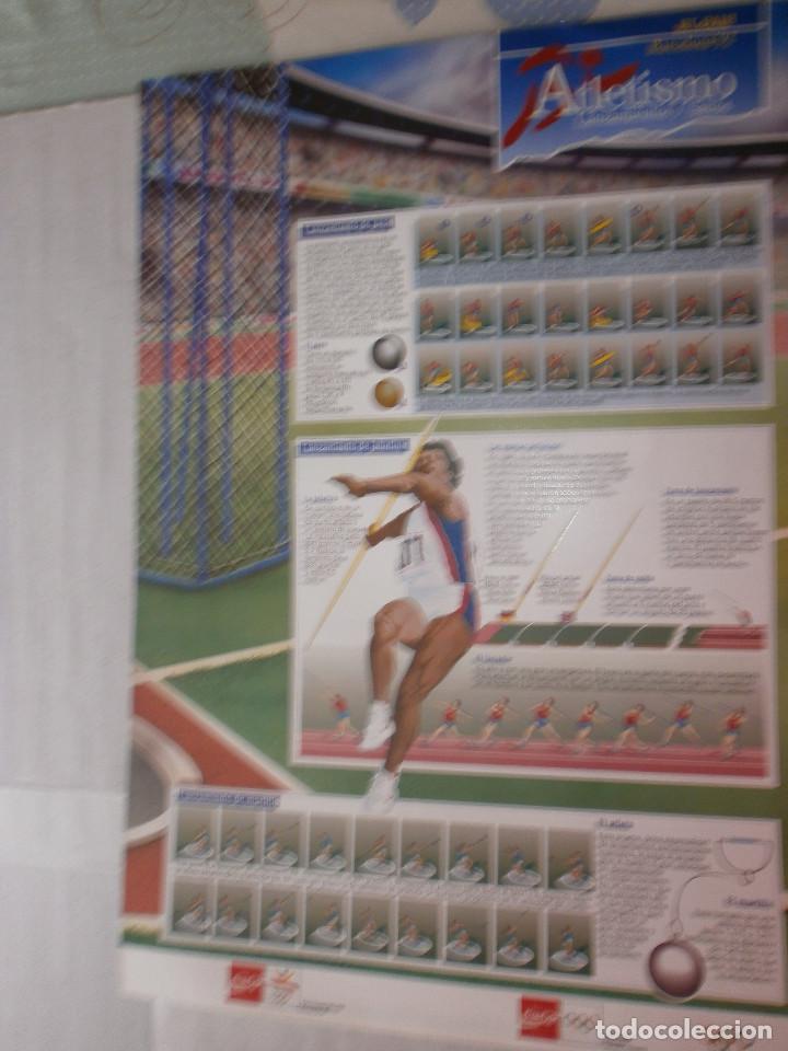 Coleccionismo deportivo: 19 láminas Olimpiadas Barcelona 1992 El País - Foto 4 - 120027343