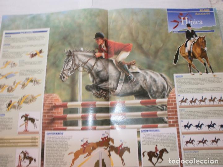 Coleccionismo deportivo: 19 láminas Olimpiadas Barcelona 1992 El País - Foto 5 - 120027343