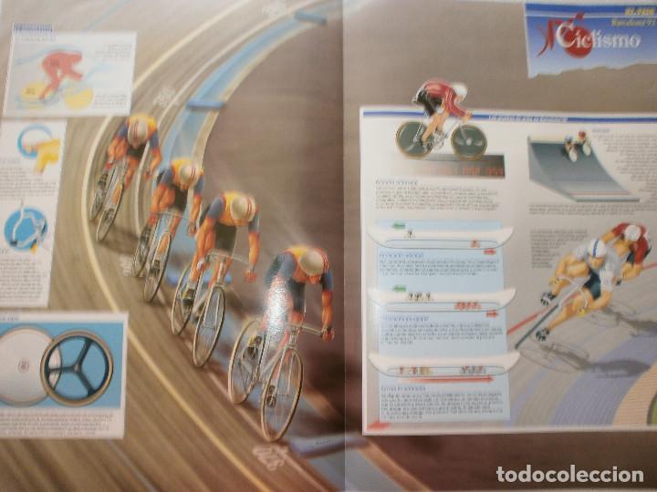 Coleccionismo deportivo: 19 láminas Olimpiadas Barcelona 1992 El País - Foto 8 - 120027343