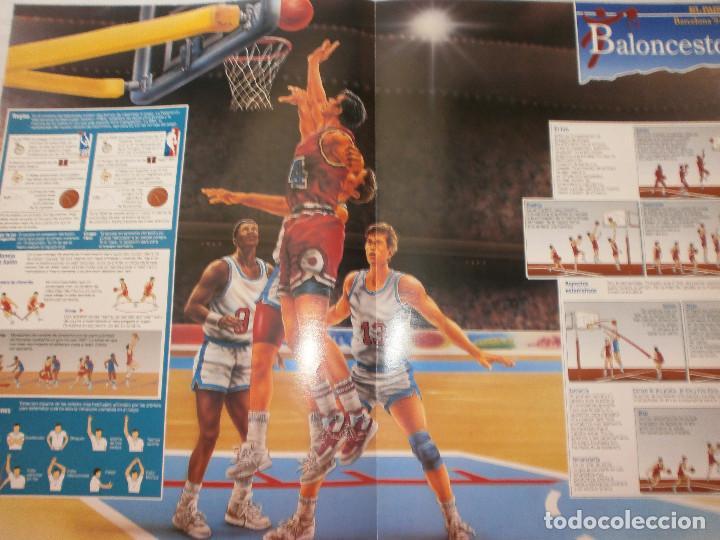 Coleccionismo deportivo: 19 láminas Olimpiadas Barcelona 1992 El País - Foto 11 - 120027343
