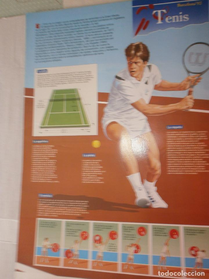 Coleccionismo deportivo: 19 láminas Olimpiadas Barcelona 1992 El País - Foto 12 - 120027343