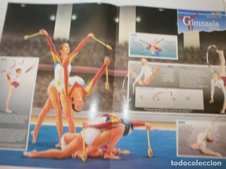 Coleccionismo deportivo: 19 láminas Olimpiadas Barcelona 1992 El País - Foto 16 - 120027343