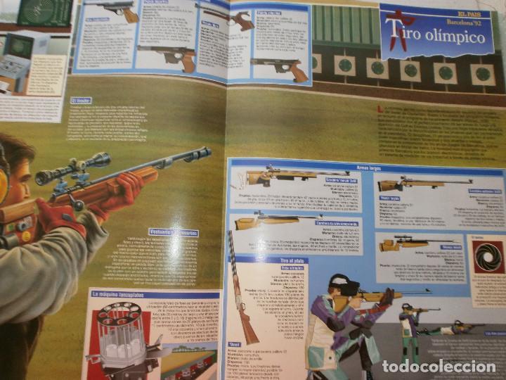 Coleccionismo deportivo: 19 láminas Olimpiadas Barcelona 1992 El País - Foto 20 - 120027343