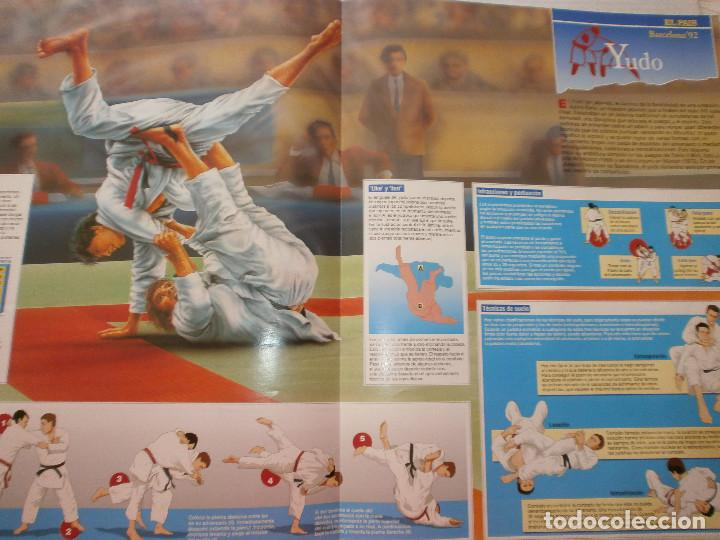 Coleccionismo deportivo: 19 láminas Olimpiadas Barcelona 1992 El País - Foto 22 - 120027343