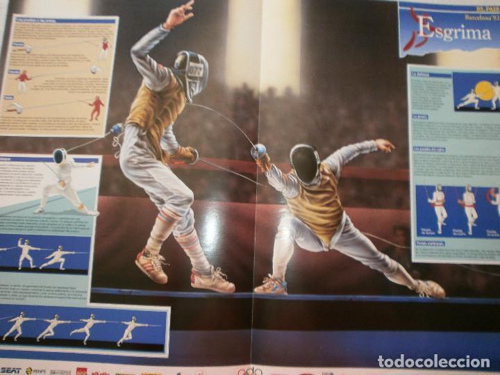 Coleccionismo deportivo: 19 láminas Olimpiadas Barcelona 1992 El País - Foto 24 - 120027343