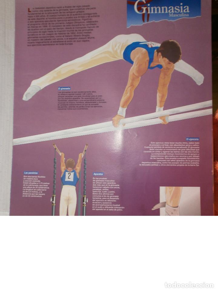 Coleccionismo deportivo: 19 láminas Olimpiadas Barcelona 1992 El País - Foto 27 - 120027343