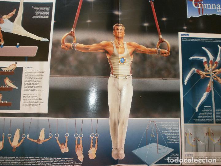 Coleccionismo deportivo: 19 láminas Olimpiadas Barcelona 1992 El País - Foto 28 - 120027343
