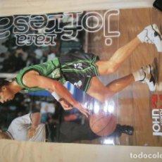 Coleccionismo deportivo: POSTER RAFA JOFRESA LA PENYA . Lote 126714279
