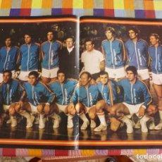 Coleccionismo deportivo: POSTER( 34 X 52) EUROBASKET-1979-SELECCION ESPAÑA DE BALONCESTO. Lote 126810959