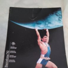 Coleccionismo deportivo: OLIMPIADAS BARCELONA'92. POSTER. Lote 127742146